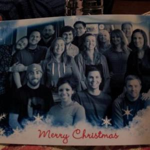 CG Christmas card