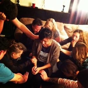 praying for natalie